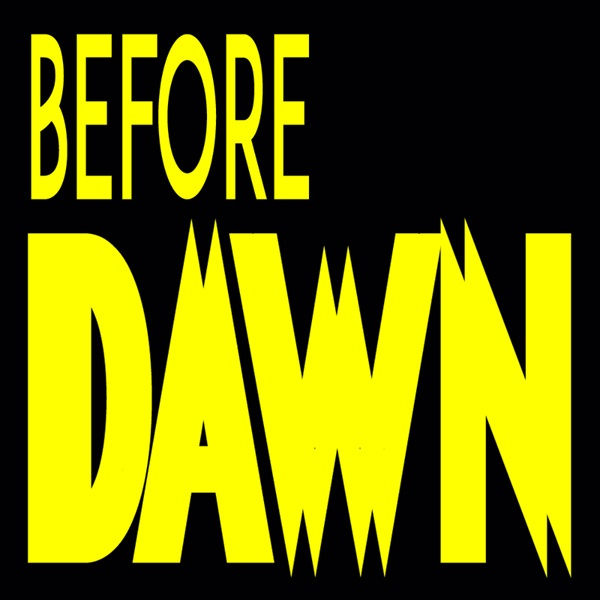 Before Dawn web comic logo